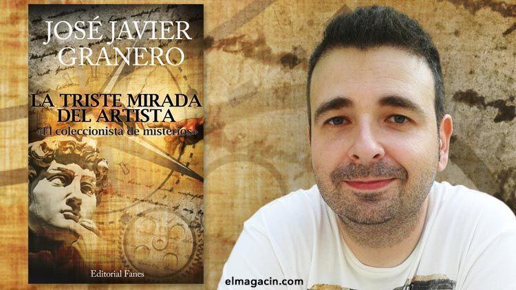 José Javier Granero. El Magacín