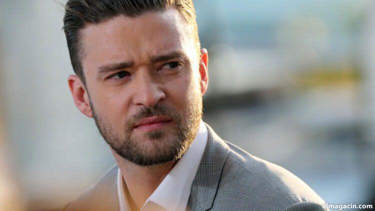 Justin Timberlake. Uno de los cantantes hombres guapos de 2021 de más éxito.