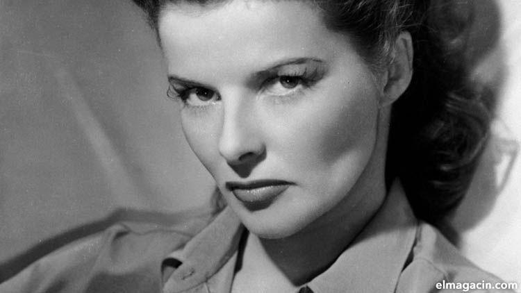 Katharine Houghton Hepburn (Estados Unidos, 1907-2003)