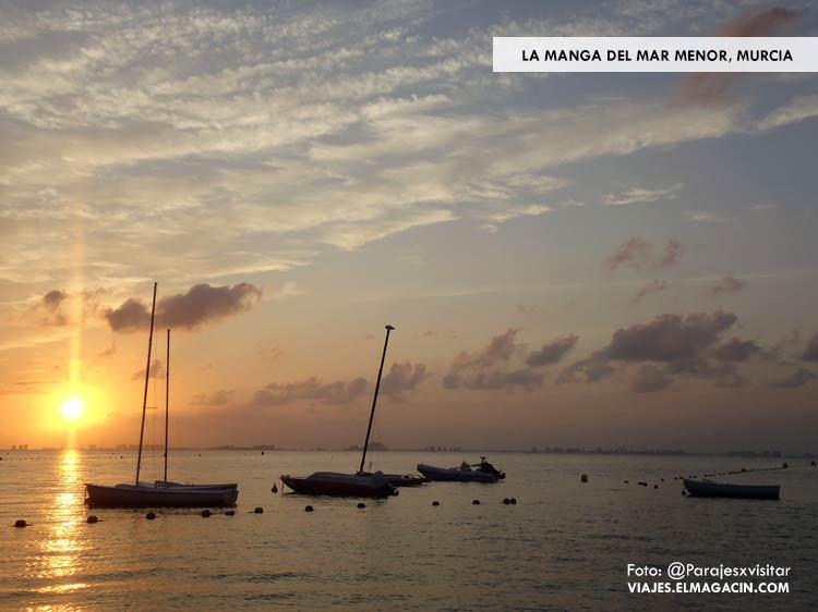 La Manga del Mar Menor, Murcia. El Magacín.