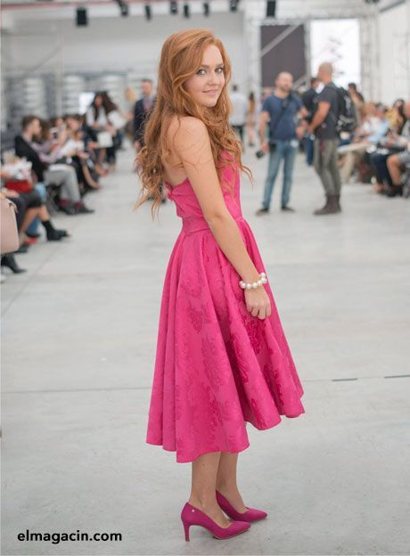 Lara Llamazares. Alicante Fashion Week. El Magacín.