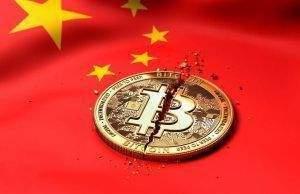 Las empresas de criptomonedas se van de China