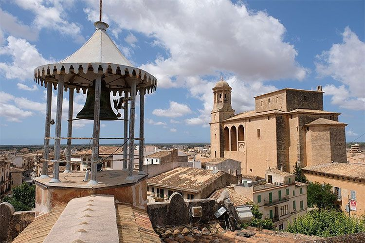 Llucmajor. Uno de los pueblos de Mallorca más bonitos