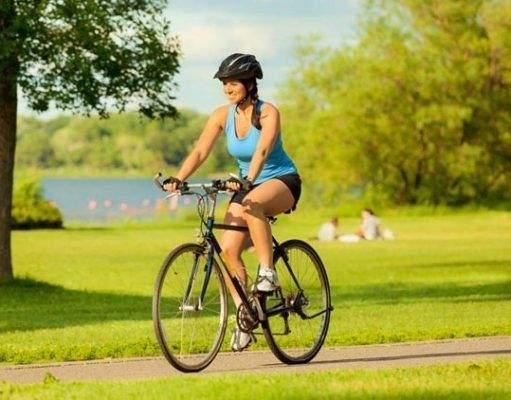 Los beneficios del ciclismo
