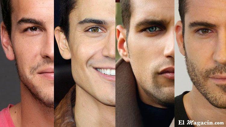 Los actores más guapos de España en 2020. El Magacín.