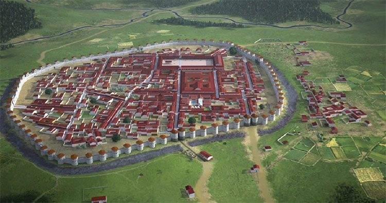 Lugo en la época romana