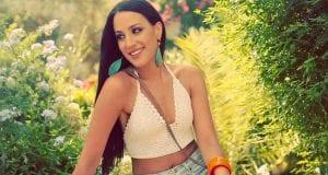 La cantante más guapa de grecia. Malou Kyriakopoulou (Μαλού Κυριακοπούλου)