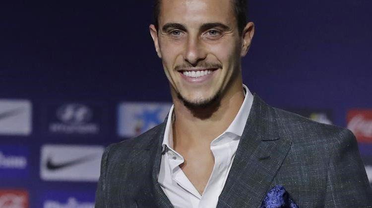 Futbolistas guapos españoles. Mario Hermoso Canseco. Jugadores de fútbol más guapos de la AFE