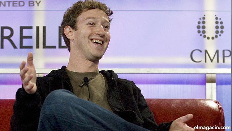 Mark Zuckerberg, el quinto hombre más rico del mundo