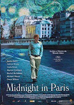 Medianoche en París. Películas francesas rodadas en París