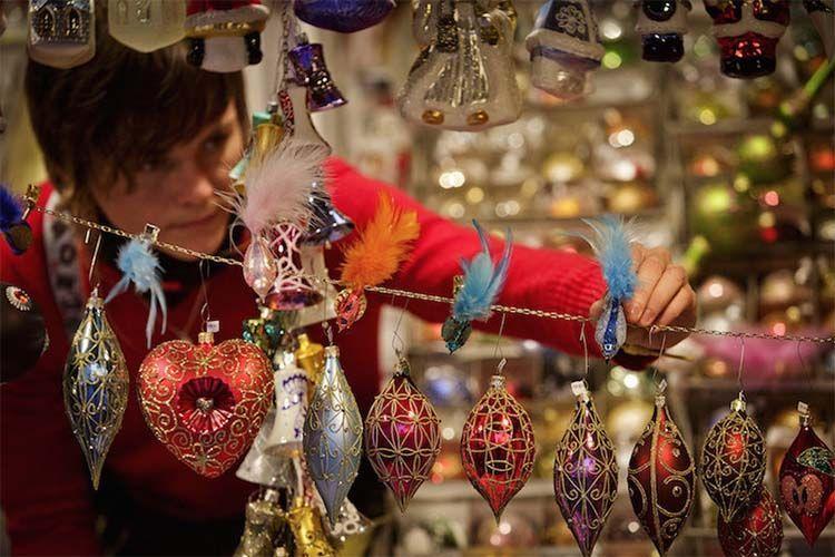 Mercado de Navidad en Praga. Fuente: Czech-Inn