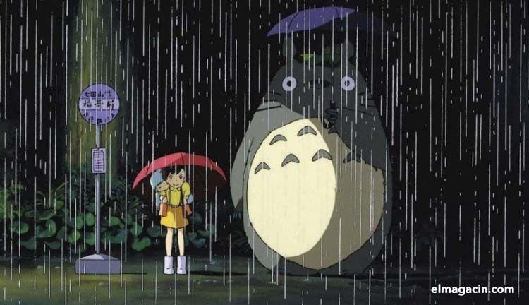 Mi vecino Totoro. El Magacín