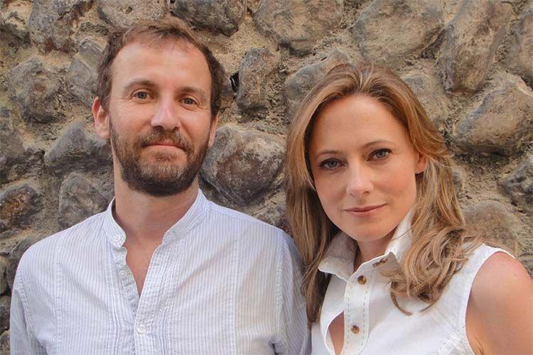 Miguel Huertas y Sonia Munck