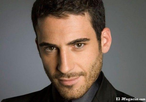 Miguel Ángel Silvestre. Actores españoles guapos