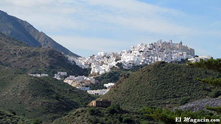 Mojácar (Almería) El Magacín.