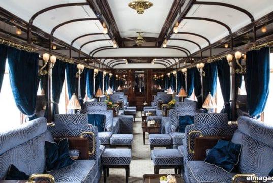 Orient Express, Transiberiano, Al Andalus y otros nombres de los trenes más famosos del mundo