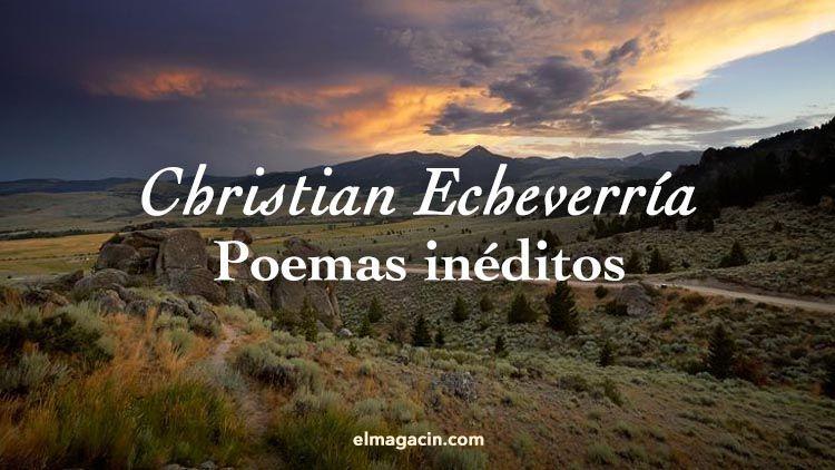 Poemas inéditos desde Guatemala. El Magacín