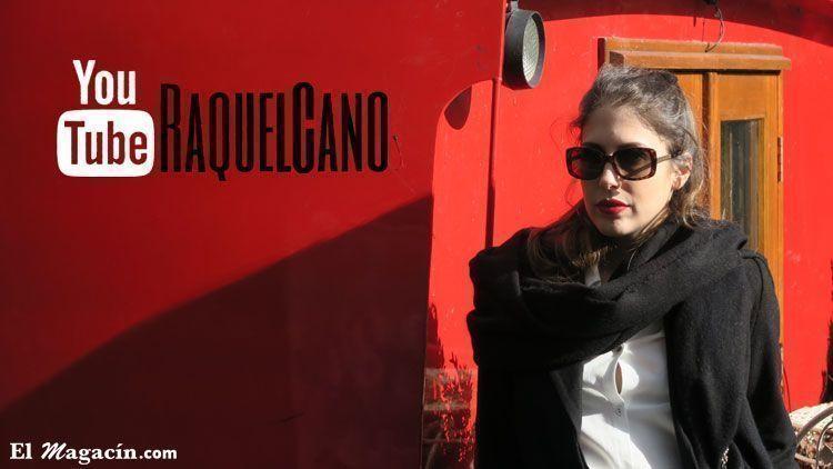Youtuber Raquel Cano. El Magacín.