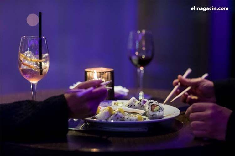 Red Resto & Lounge. Restaurante de Buenos Aires en Argentina. El Magacín.