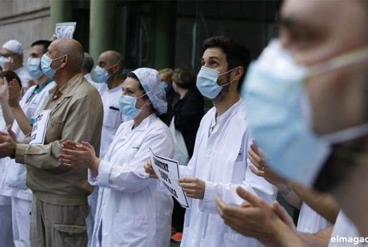 La crisis del coronavirus en España