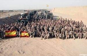 Requisitos para entrar en el ejército español