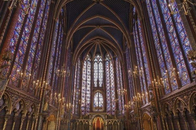 Sainte-Chapelle de París