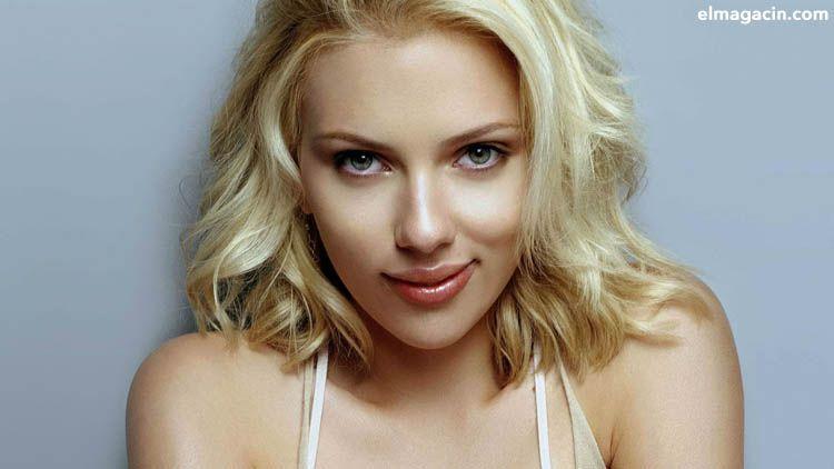 Scarlett Ingrid Johansson (Nueva York, 1984). Una de las chicas más guapas del mundo