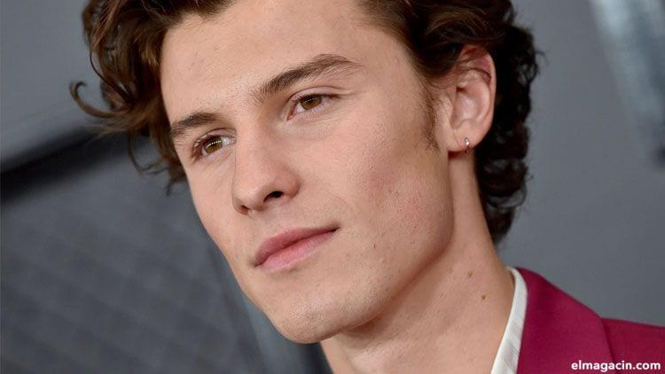 Shawn Mendes. Uno de los cantantes hombres guapos de la actualidad.