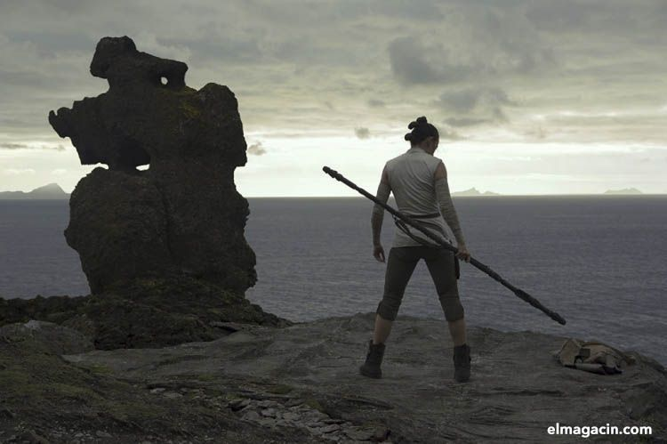 Star Wars: Episodio VIII – Los últimos Jedi (2017). El Magacín