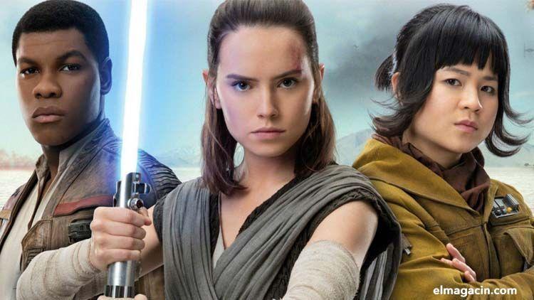 Star Wars: Episodio VIII – Los últimos Jedi (2017). El Magacín.