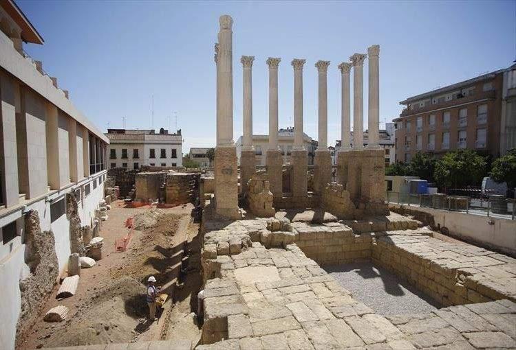 Templo romano de Corduba
