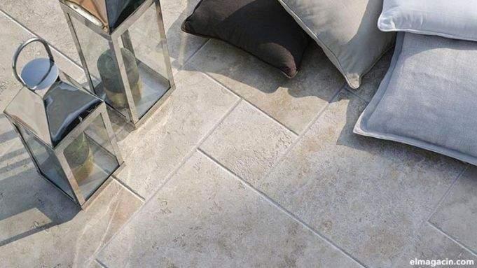 Tendencias de decoración 2021: Decora tu casa con suelo de piedra natural