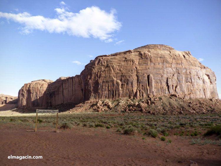 Thunderbird Mesa. El Magacín.