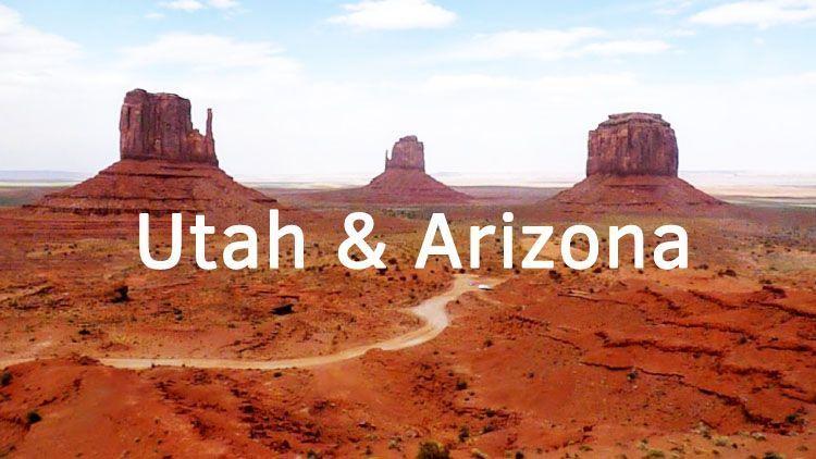 Utah y el Norte de Arizona. El Magacín.