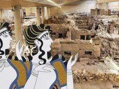 Akrotiri en Santorini. Precio, horario e historia del yacimiento arqueológico más bello de Grecia