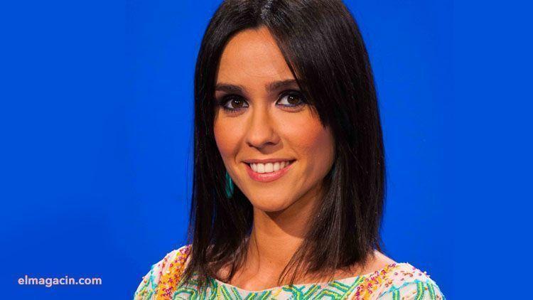 Alba Lago Díaz. La presentadora más guapa de Telecinco.