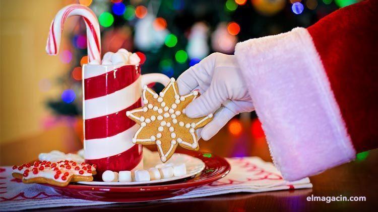 Alimentación saludable en Navidad. El Magacín.