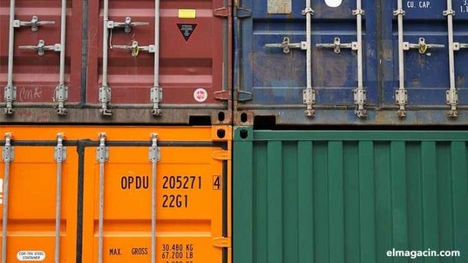 Alquiler de contenedores para obras más eficientes.