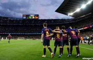 Apuestas deportivas en Barcelona tras el covid-19