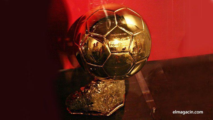 Balón de oro 2016. El Magacín.
