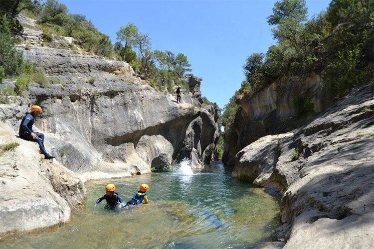 Barranco del Júcar (Cuenca)