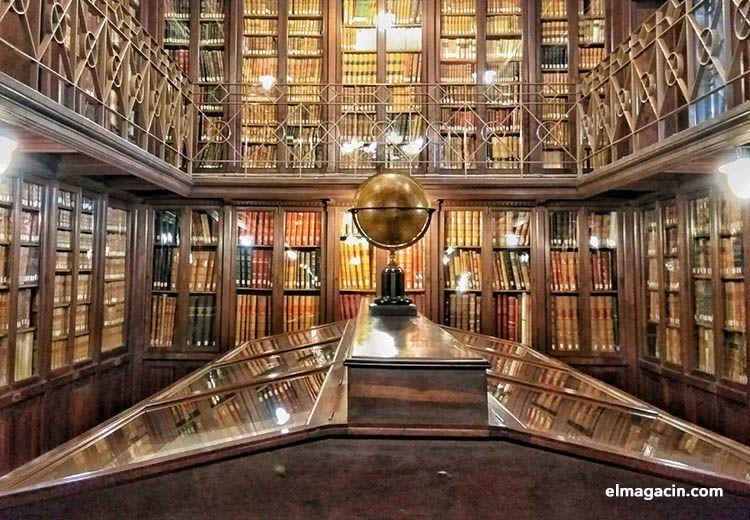 Biblioteca Arus. El Magacín.