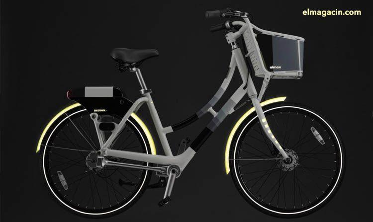 Bicicleta Air Max. El Magacín.