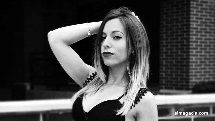 Famosa bloguera de moda. El Magacín. De las mejores influencers de Asturias