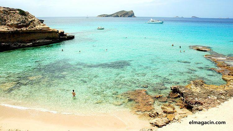 Cala Compte, Ibiza. El Magacín.