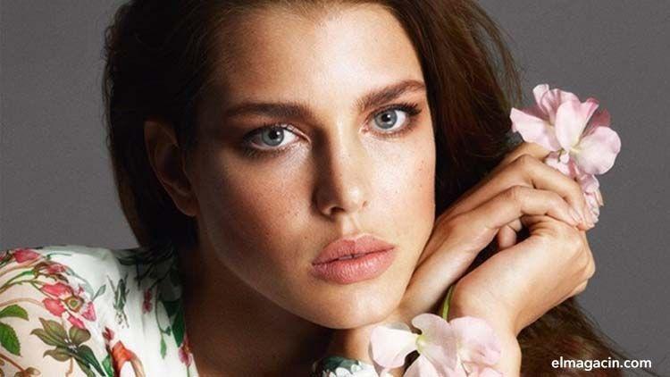 Carlota casiraghi o Charlotte casiraghi, la guapa princesa de Mónaco.