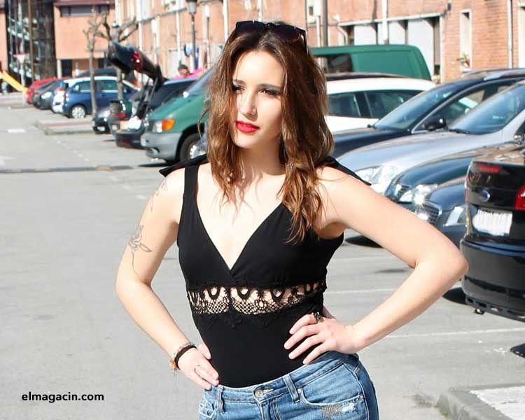 Carmen bloguera de moda. El Magacín. De las mejores influencers de Asturias.