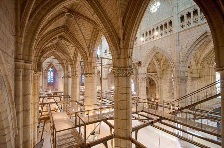 Catedral de Santa María de Vitoria-Gasteiz