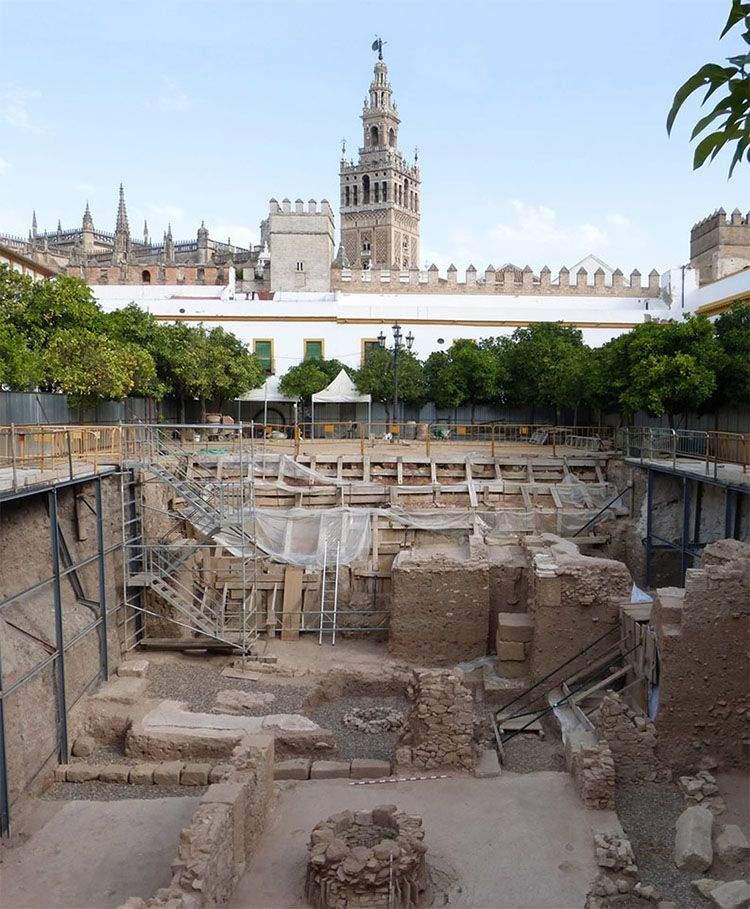 Ciudad romana de Hispanlis, actual Sevilla