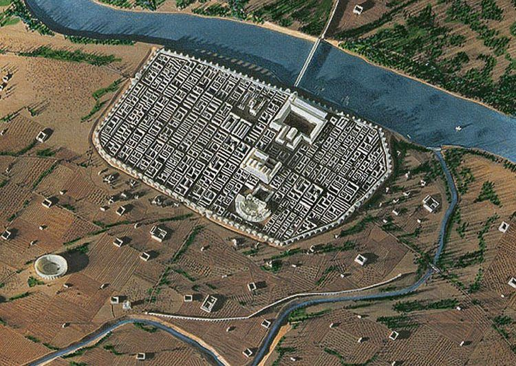 Ciudad romana de Caesar Augusta (Zaragoza)